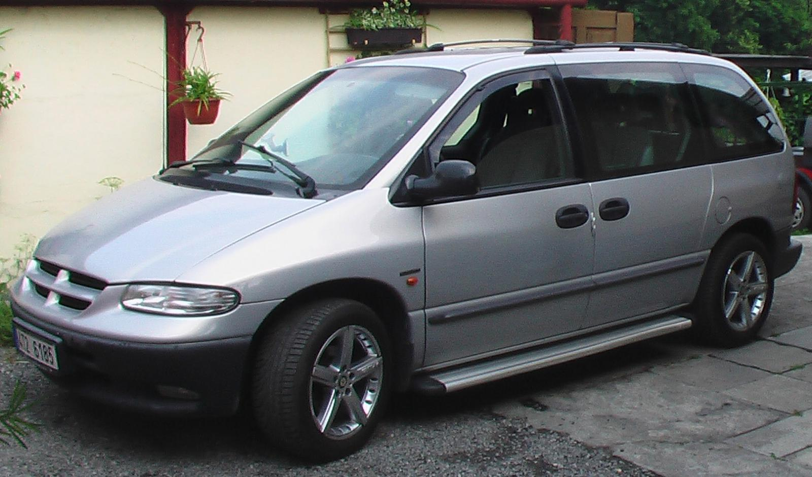 1999 Chrysler Voyager Grand Voyager